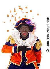 zwarte piet ginger nuts