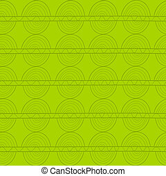Green seamless pattern - Abstract vector seamless pattern...