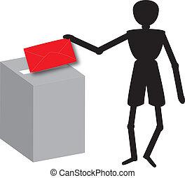 投票, 人