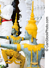 Angel thailand - Thai people belive angel in temple will...