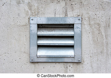 Ventilation grille. Texture and background