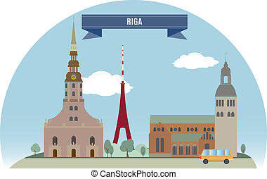 Riga  - Riga, Latvia. For you design