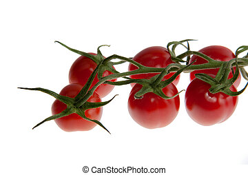 tomatoes from the top