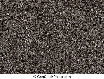 Close Up Surface Black Sand Background On Universal Cutting...
