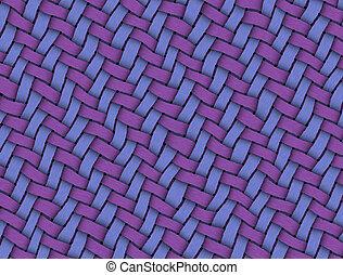 Abstract seamless tartan texture