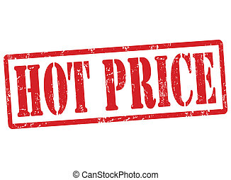 Hot price stamp