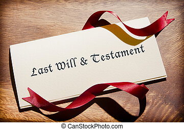 todavía, vida, de, voluntad, documento, en,...