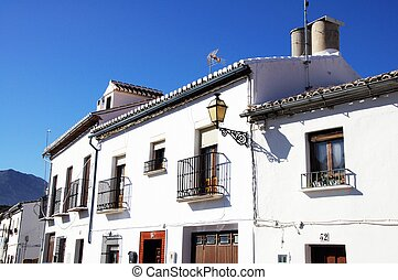 Spanish townhouses, Antequera. - Townhouses, Antequera,...