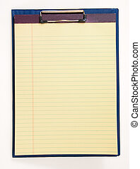 Blank Paper Pad - Legal pad blank paper for office use
