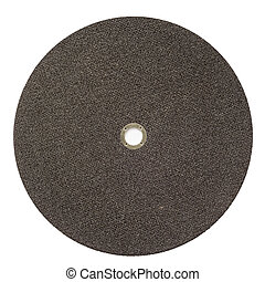 Surface Black Sand Background Universal Cutting Wheel...