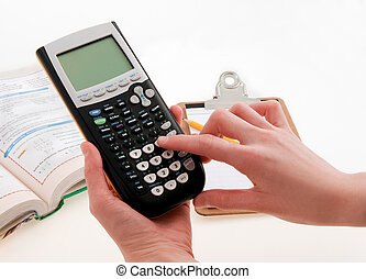 Student Scientific Calc - Scientific calculator used in...