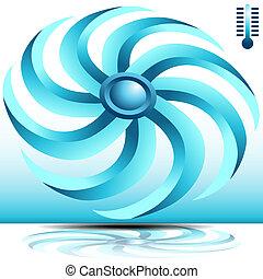 3d Cooling Fan