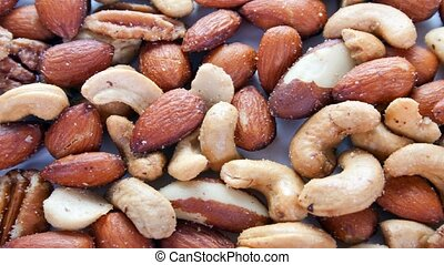 Mixed nuts - Assortment of fancy mixed nuts