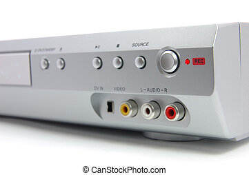 DVD Recorder - DVD recorder in recording