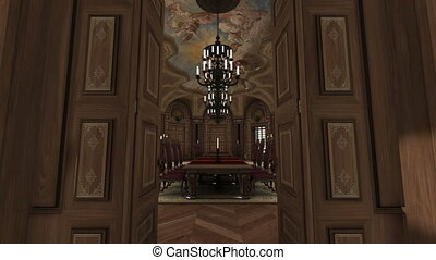 dining room - image of dining room