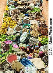 Asian Market - Siti Khadijah Market, Kelantan