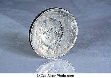 Winston Churchill Coin. - Winston Churchill Commemorative...