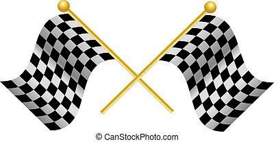 winner flag