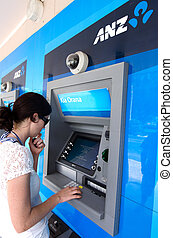 ANZ Bank - Australia and New Zealand Banking Group -...