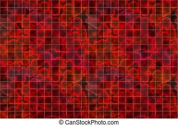 3D Blood Cells Texture