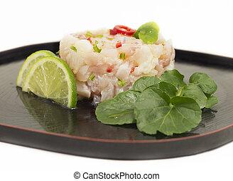 Fish Tartare - Fish tartare