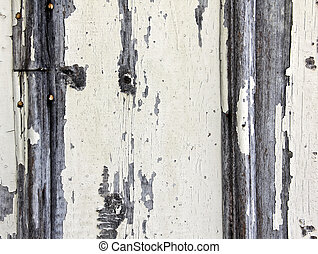 Distressed Wood Background - Detailed weathered texture...