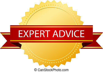 Expert advice gold seal