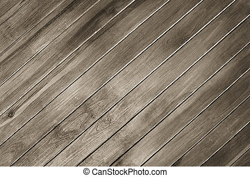 old wooden background with diagonal boards