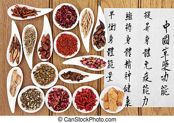 Chinese Healthcare - Traditional chinese herbal medicine...