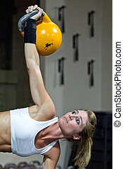 Fitness model in gym - Model using fitness techniques and...