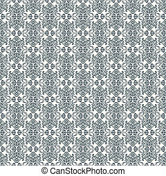 Vector seamless pattern - The vector image Vector seamless...