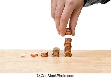 Increasing Savings