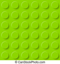 Plastic construction kit background. - Abstract plastic...