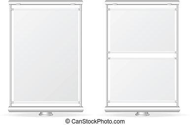 verticale, tabelloni
