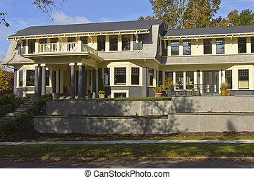 large mansion Seattle WA.