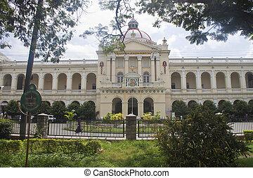 Mysore city palace, Karnataka, India