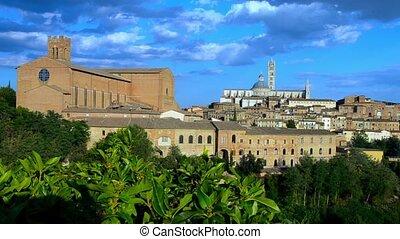 Siena Duomo views