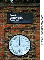Royal Observatory Greenwich London UK
