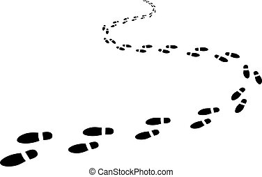 footprints - Incoming footprints