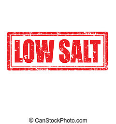 Low Salt-stamp