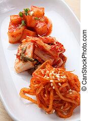 kimchi , korean food - food