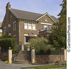 Highland drive neighborhood Seattle WA.