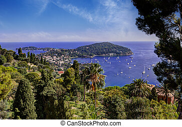Saint Jean Cap Ferrat - The peninsula of Saint Jean Cap...