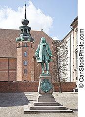 Chancellor of Denmark Peder Griffenfeld - Great chancellor...