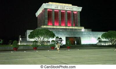 HANOI LANDMARK - Ho Chi Minh Mausoleum