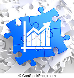 Puzzle Pieces: Growth Chart.