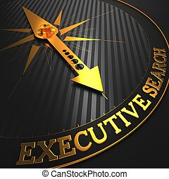 Executive Search. Business Concept. - Executive Search -...