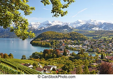 Spiez Castle, Switzerland