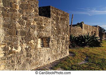 Presidio La Bahia - Historic Presidio La Bahia in Goliad,...