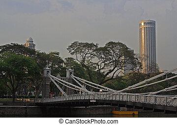 Cavenach Bridge, Singapore